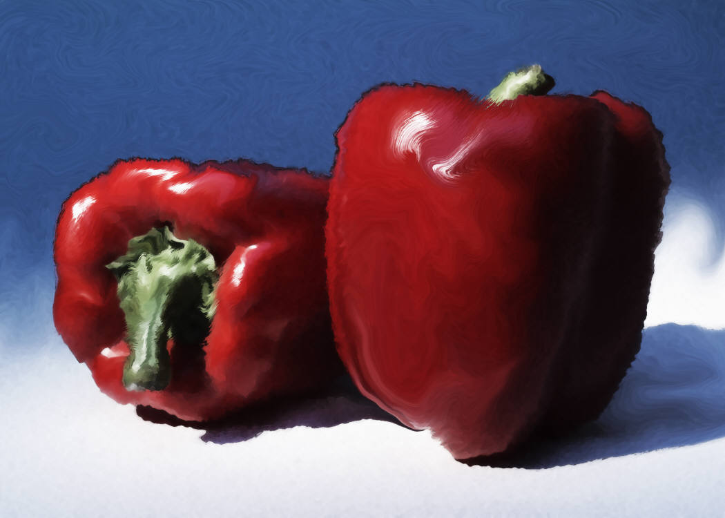 ... bell peppers (about 7 to 8 peppers, or 3 to 4 pounds before grinding