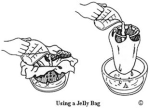 using-a-jelly-bag